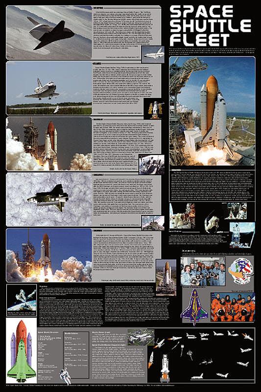 space shuttle fleet - photo #2